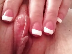 Amateur, Close Up, Masturbation, Shower