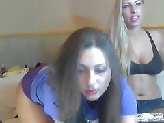 Ass Licking, Big Nipples, Lesbian, Strapon, Webcam