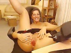 Amateur, Masturbation, Webcam, Pussy