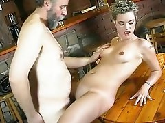 Hardcore, Old and Young, Orgasm, Teen