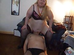 BBW, Face Sitting, Big Butts