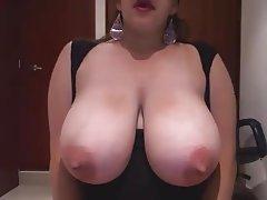 Webcam, Amateur, Big Boobs