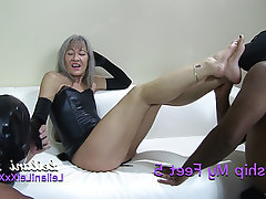 Amateur, Interracial, MILF, Foot Fetish