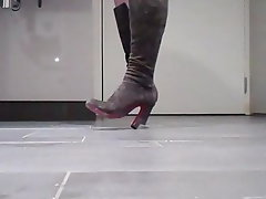 Foot Fetish, Pantyhose, High Heels, Pantyhose