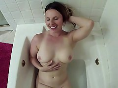 Amateur, Bathroom, Blowjob, Couple