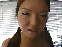 Asian, Masturbation