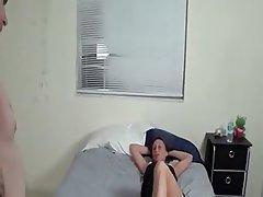 Blowjob, Cumshot, Foot Fetish, Pornstar, Skinny