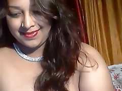 Amateur, BBW, Big Boobs, Indian, Webcam