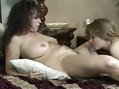 Ass Licking, Mature, Lesbian, MILF, Old and Young