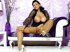 Lingerie, MILF, Stockings, Webcam