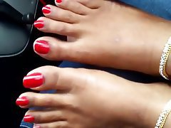 Foot Fetish, Indian