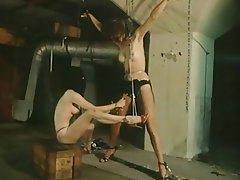 BDSM, Bondage, Femdom, Lesbian, Nipples